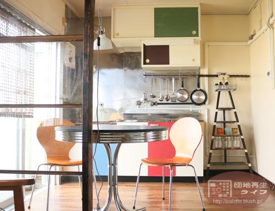 賃貸 キッチン セルフリノベーション
