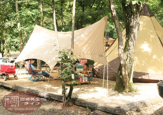 オシャレ キャンプ