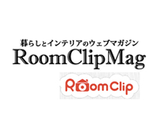RoomClip Mag 掲載 Makees